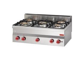 Kookpitten, Tafels en Kookplaten