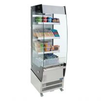 Polar multideck displaykast 220ltr